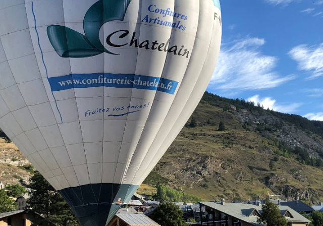 Montgolfiere site internet